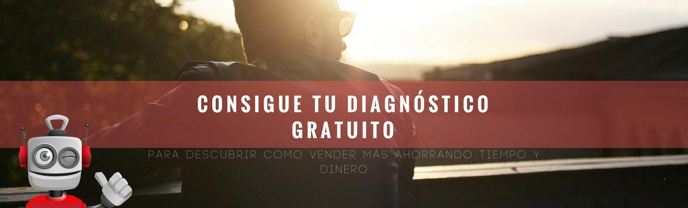 Consigue tu diagnóstico gratuito